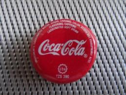 Coca Cola!!! TANZANIA!!! Capsule, Kronkorken, C�psula!! TANZANIA!!!