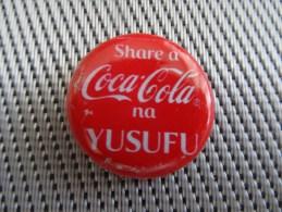 Coca Cola (2)!!! TANZANIA!!! Capsule, Kronkorken, C�psula!! TANZANIA!!!