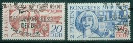 DDR 1969 / MiNr.  1474 – 1475   O / Used  (o925) - DDR