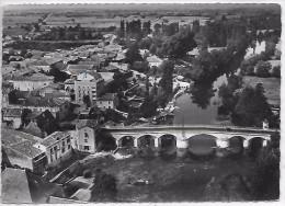 MANSLE - Le Pont Et L'Hôtel Beau Rivage - Mansle