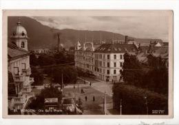 BERGEN . OLE BULLS PLADS - Réf. N°10571 - - Norway