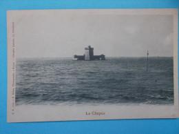 17 : BOURCEFRANC : Le FORT Du CHAPUS ,  :C.P.A. ; Carte En Trés Bon état    :  Carte Bleue - Altri Comuni