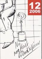 Boomerang Kaart - Nu Nog Kerst + Oud & Nieuw. 12-2006. REVU - Publicité