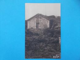 17 : BROUAGE : La POUDRIERE  :C.P.A. ; Carte En Trés Bon état  :carte Marron - Autres Communes