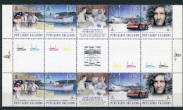 "Pitcairn - Mi.Nr. 925 - 928 Gutter Pair - ""Byrd Expedition"" ** / MNH (aus Dem Jahr 2014) - Pitcairn"