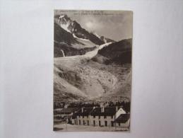 74 HAUTE SAVOIE Argentière La Gare PLM Avec Le Glacier Et L´aiguille - Non Classificati