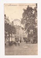 Lagny-Thorigny  77  - Place De La Gare Côté Du Départ  - 1904  - Top Visuel  Assez Rare -  Scan R/V - - Lagny Sur Marne