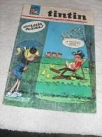 JOURNAL TINTIN N°860 - 15 Avril 1965 - Essai Fiat Abarth1600 OT - Tintin