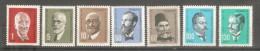 Serie Nº 1679/85  Turquia - 1921-... Republic