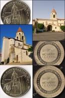 MEDAILLE  MONNAIE  DE  PARIS : église De BRENAT ( Puy De Dome ) XII Et XVéme Siécle  **NEUVE** - Non Classés