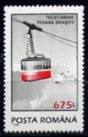 Rumänien/Romania  Mi. 5088  Seilbahn **/MNH - Treni
