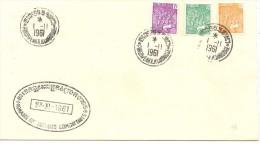 LMM13 - CAMBODGE - PLI COMMEMORATIF - Cambodia