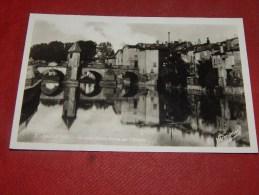 BAR LE DUC  -  Le Pont Notre Dame Sur L´Ornain-  (2 Photos) - Bar Le Duc