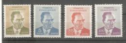 Serie Nº 1994/7  Turquia - 1921-... Republic