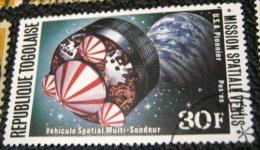 Togo 1978 Exploration Of Venus 30f - Used - Togo (1960-...)