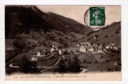 CPA/AX574/LA GRANDE CHARTREUSE SAINT PIERRE DE CHARTREUSE VUE GENERALE - Chartreuse