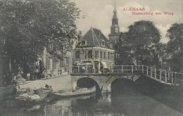 Alkmaar - Steenenbrug Met Waag (BBH1962 - Paesi Bassi