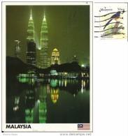 MALAYSIA  Kuala Lampur  Nice Stamp - Malesia