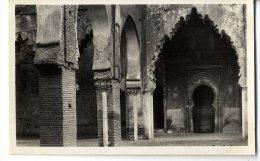MAROC  TIMMEL  ENTERIEUR DE LA VIEILLE MOSQUEE  -  CPA 1930 / 40 - Marruecos