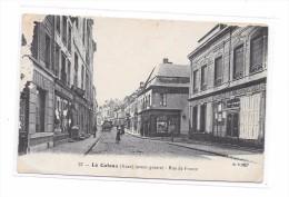 7796 - 59 - LE CATEAU : Rue De France - Le Cateau