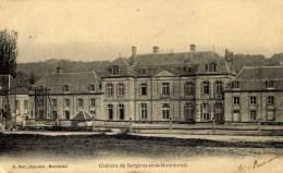 51 BERGERES Sous MONTMIRAIL Chateau  Carte Précurseur Edit. DART - France