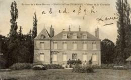 41 CHAUMONT Sur THARONNE  Chateau De La Charmoise  Carte Précurseur - France