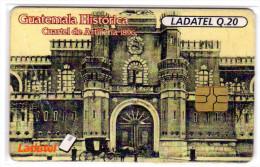 GUATEMALA CUARTEL DE ARTILLERIA - Guatemala