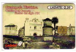 GUATEMALA CERRITO DEL CARMEN - Guatemala
