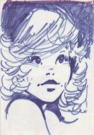 Renoy - Dessin Original Au Feutre - Books, Magazines, Comics