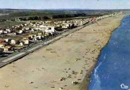 11 NARBONNE PLAGE Cpsm Front De Mer - Narbonne