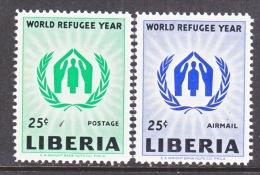 LIBERIA  388,  C 124  . **   WRY - Liberia