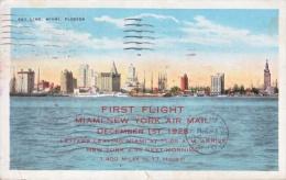U.S.  POSTAL  HISTORY   FIRST  FLIGHT - Air Mail
