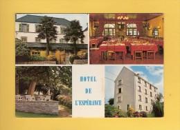 * CPM..dépt 29..LA FORET - FOUESNANT :  Hôtel De L' Espérance  : Voir Les 2 Scans - La Forêt-Fouesnant