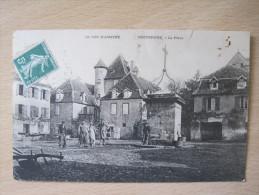 Bretenoux - La Place - Bretenoux