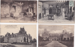 LOT  6   CPA  ET  2  CPSM  DE   L' AISNE     - Toutes Scanées - Cartes Postales