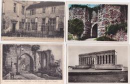 LOT  8   CPA  ET  CPSM  DE   CHÂTEAU - THIERRY   -  Toutes Scanées - Cartoline