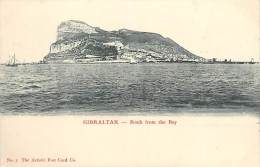 Réf : D-15-3258 : GIBRALTAR - Gibraltar
