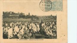 Addis Abbeba : Infanterie Abyssine - Ethiopia