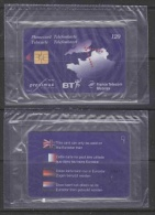 Eurostar  Phonecard Unused (in Plastic) 23375) - Tarjetas Telefónicas