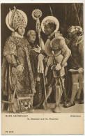 St Mauritius And St Erasmus Black Soldier Armor Math. Grunewald Munchen - Maurice