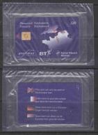 Eurostar  Phonecard Unused (in Plastic) 23375A) - Telefoonkaarten