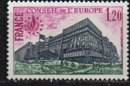 PIA - FRANCE - 1978 : Tp De Service : Conseil De L´ Europe - 25° De L' Entrée En Vigeur Des Droits De L'Homme  - (Yv 58) - Neufs