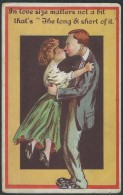 STAMPS USA - UNITED STATES - STATI UNITI- ETATS UNIS - 1916  POST CARD - Cartoline