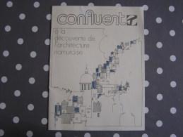 CONFLUENT A La Recherche De L´ Architecture Namuroise Régionalisme Namur Architecture Histoire - Culture