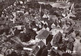 CPM:  OTTWEILER  (allemagne):   Schlossplatz (N°22)  (Panorama Aérien).     (A 1480) - Kreis Neunkirchen