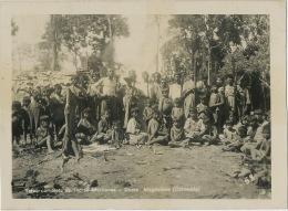 Real Photo Tribu Completa De Indios Motilones Magdalena Nude Indians Tribe - Colombie