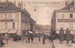 ¤¤  -  7611   -   SAINT-DIE   -  Rue Thiers  -  Café Du Globe  -  Cordonnerie   -  ¤¤ - Saint Die