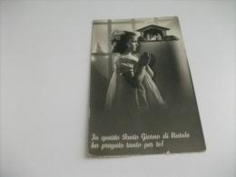 BAMBINA IN PREGHIERA  PER NATALE - Escenas & Paisajes
