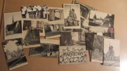 Lot De 19 Cartes Anciennes De MAINTENON - Maintenon