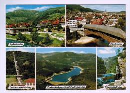 4831     Cpm  Luftkurort  FORBACH Im Murgtal  , Multivues - Forbach